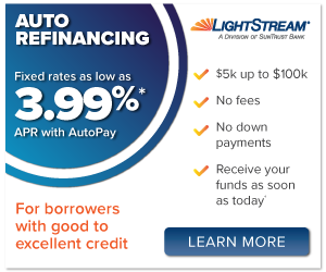 refinance your car with lightstream today