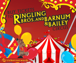 Buy Circus Tickets!