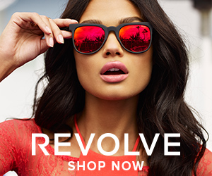 Revolve Clothing shopping.