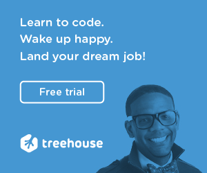 Treehouse Ad - Learn to Code