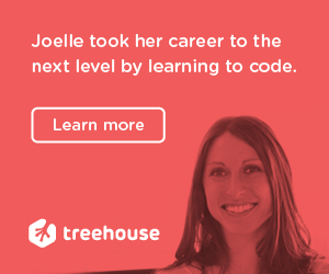 Joelle took her career to the next level by learning to code. Learn more.